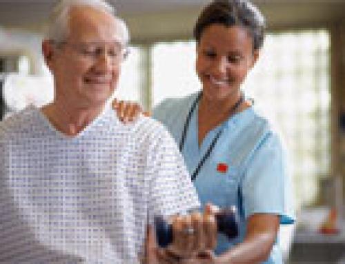 Medizinische Kräftigung