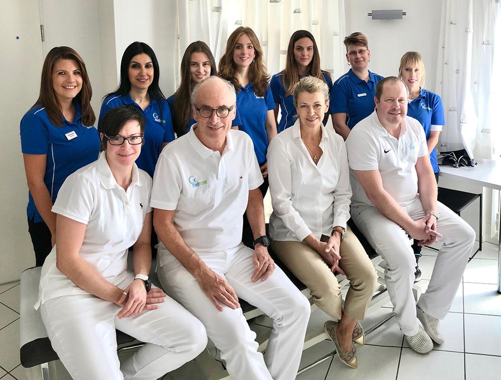 Praxis Medmove Team 2018